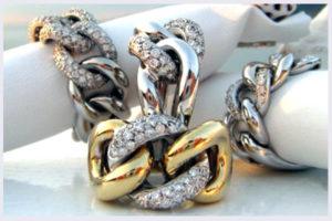 Gold & Diamonds